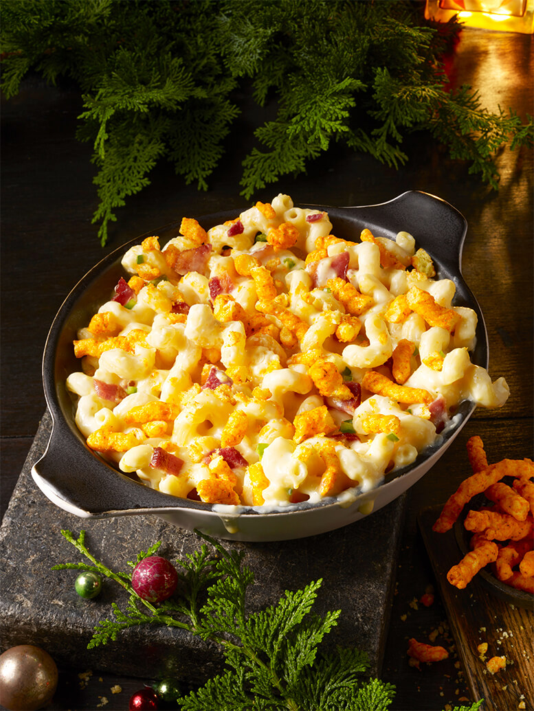 The brand's first-ever holiday cookbook – developed by creative agency, TMA – featured 22 deliciously cheesy recipes and raised donations for communities impacted by COVID-19.