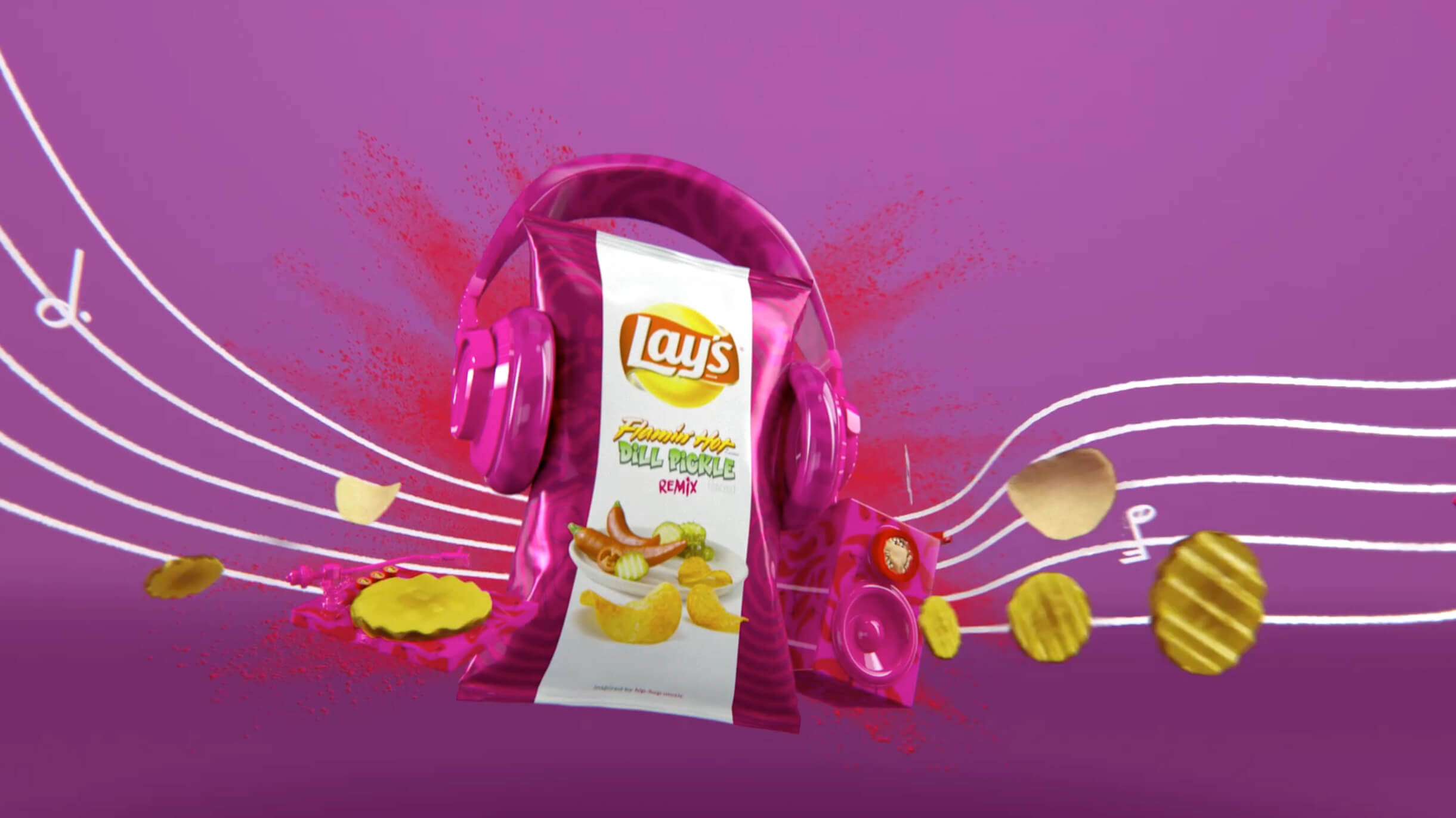 Through a partnership with NBC's The Voice, Lay's garnered national attention and awareness for the campaign.