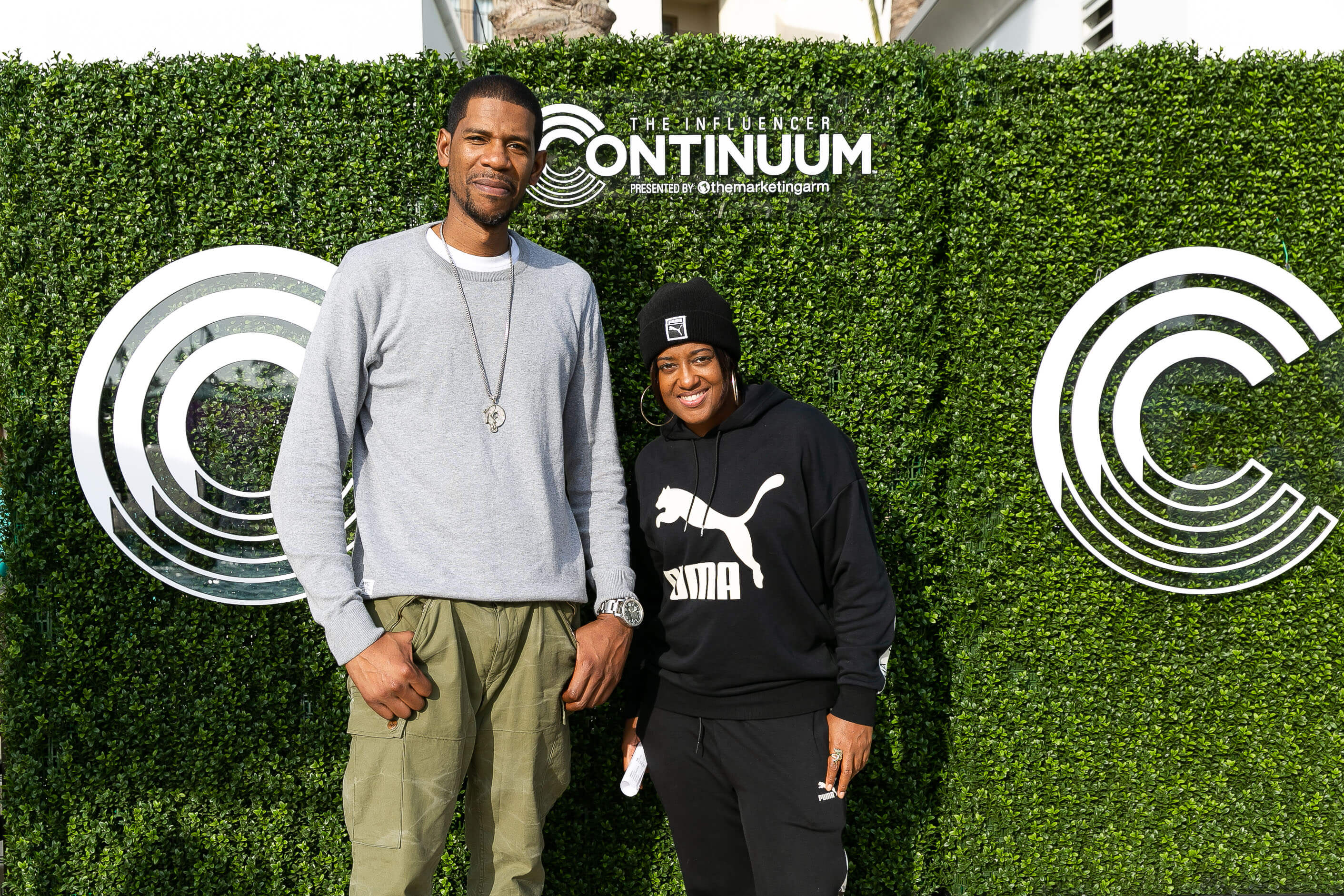 Attendees experienced an amazing performance by culture and music geniuses, Young Guru and Rapsody.