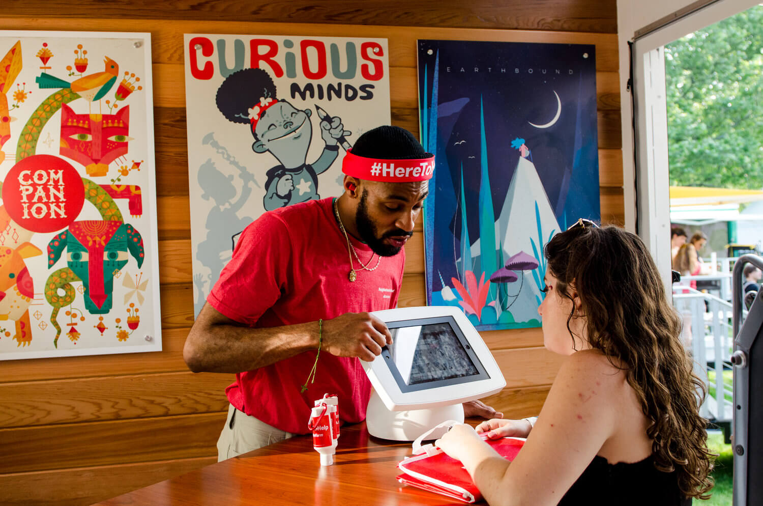 The Marketing Arm's strategy, creative, music, talent, and experiential expertise came together to help State Farm develop the Neighborhood of Good, which hit music festivals across the country to give music fans turn-key opportunities to give back.