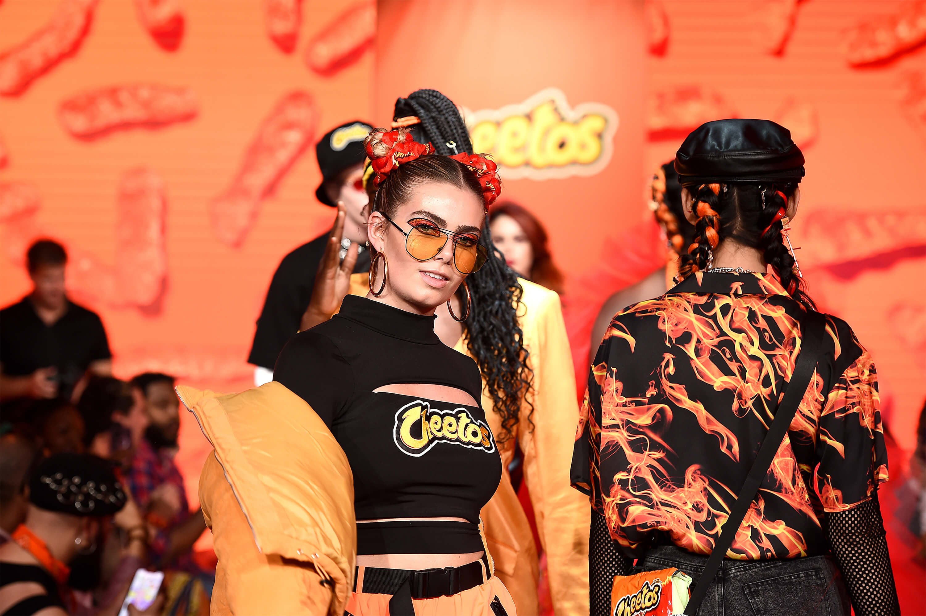 Cheetos and TMA turned up the heat during New York Fashion Week with the House of Flamin' Haute Runway Show and Style Bar. From creative to experiential marketing to celebrity talent to influencer marketing and beyond, this program showcased the full spectrum of TMA's expertise.
