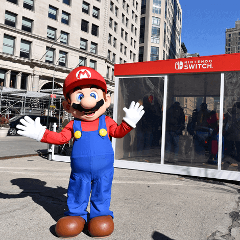 Nintendo Switch interactive tour transports fans to unexpected places image 1