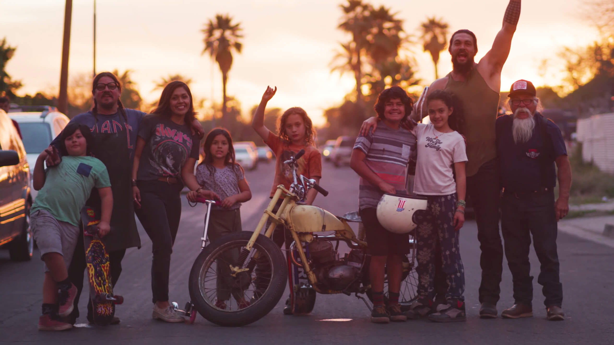After 117 years of being an American pop culture staple, Harley-Davidson was ready to welcome new riders to the fold. Creative agency TMA helped create cultural resonance for the brand and capture younger imaginations through a partnership with Jason Momoa.