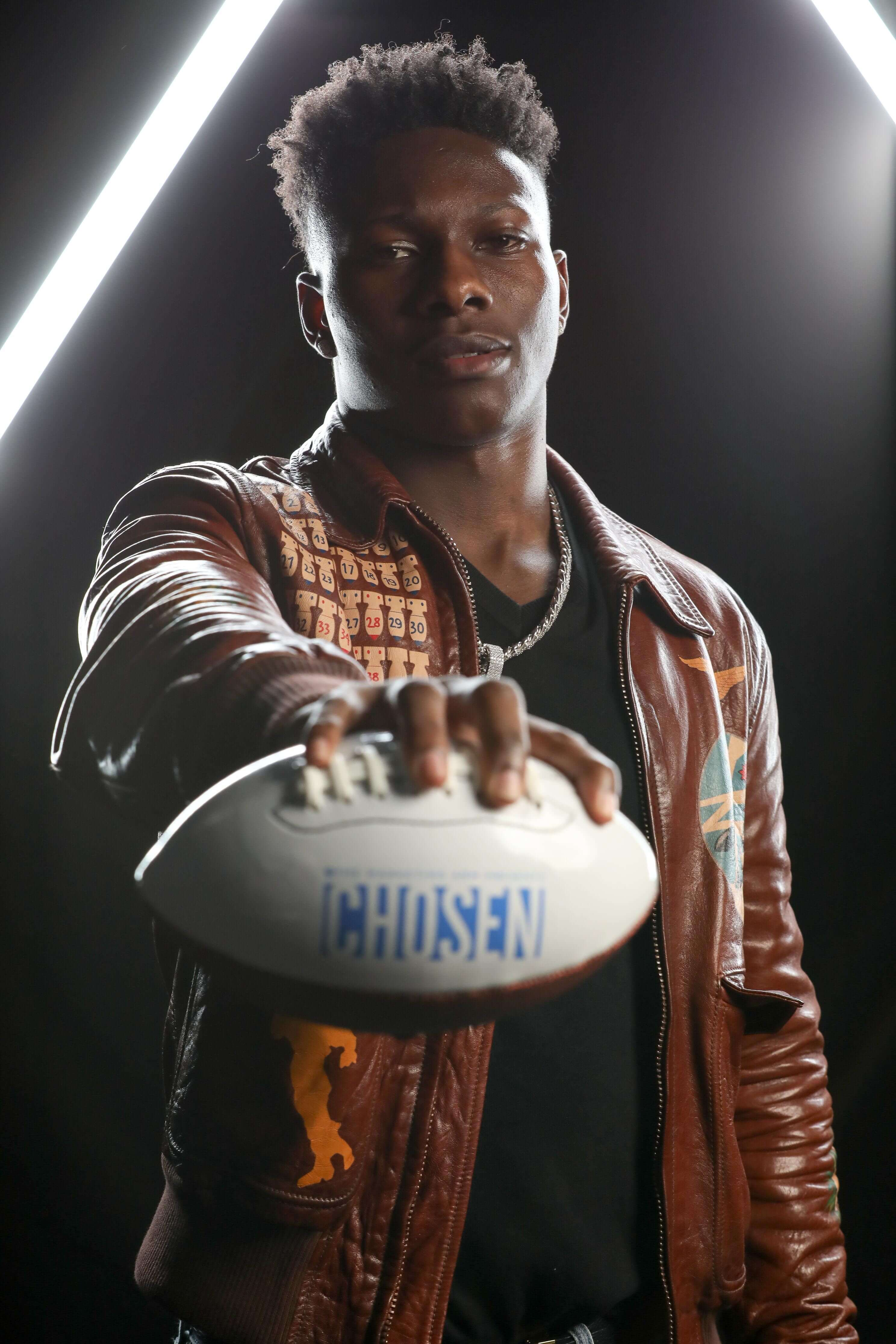 The night before the NFL Draft, The Marketing Arm flexed its muscles as a sports marketing and entertainment agency by hosting 25 of the most marketable draft prospects to interact with 15 top consumer brands at an exclusive event called CHOSEN.