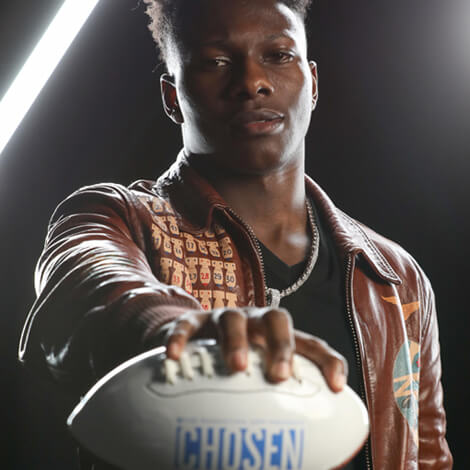 Top NFL prospects and brands connect at CHOSEN 2.0 image 4