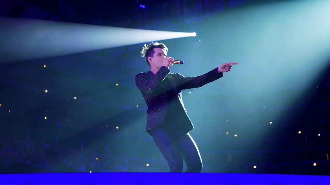TMA utilized capabilities across entertainment, social media, video production, and celebrity and influencer marketing to produce State Farm's Neighborhood of Good program with Panic! At The Disco's Brendon Urie.