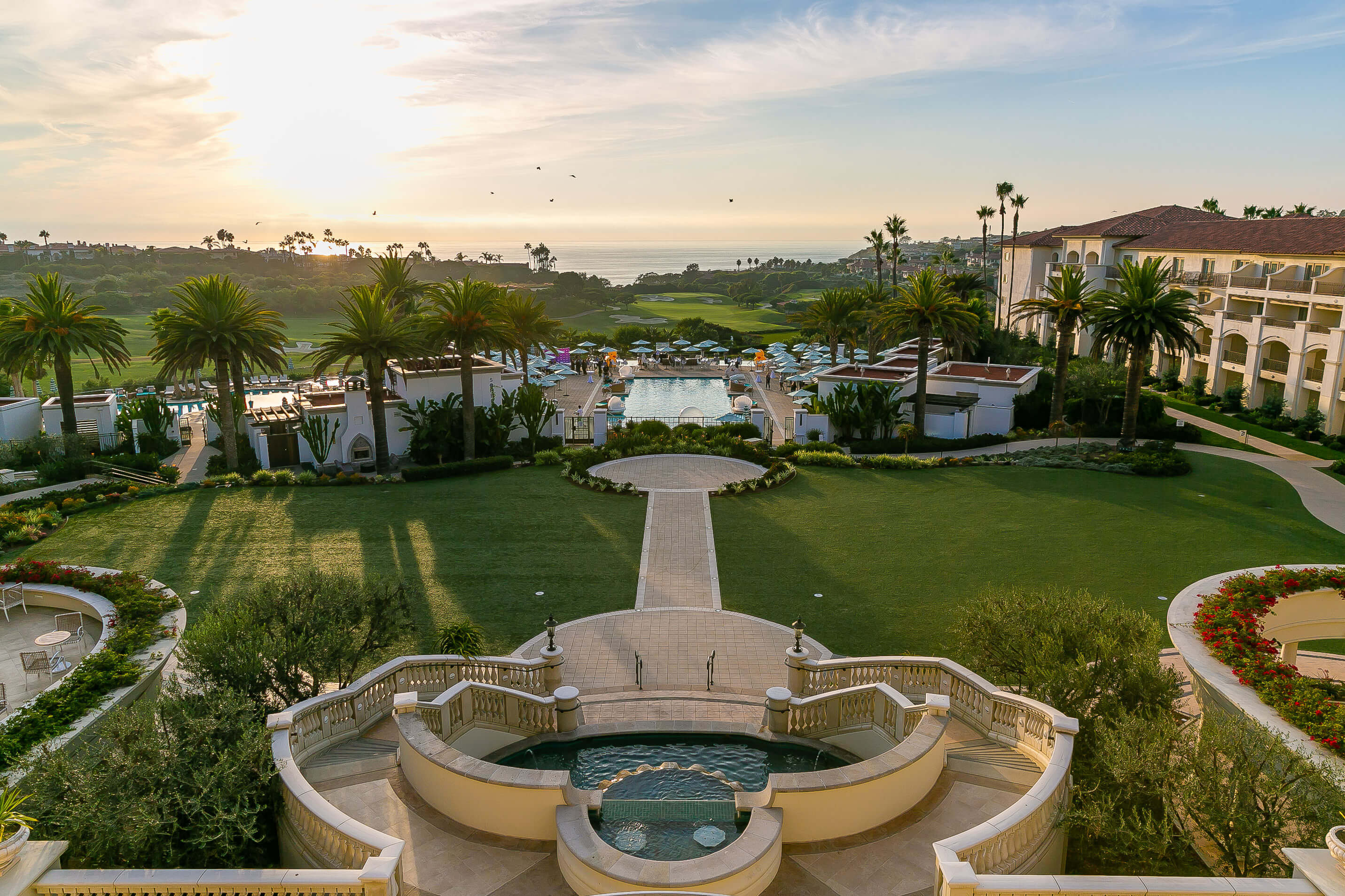 The Influencer Continuum took place across three days at the Monarch Beach Resort in Dana Point, CA.
