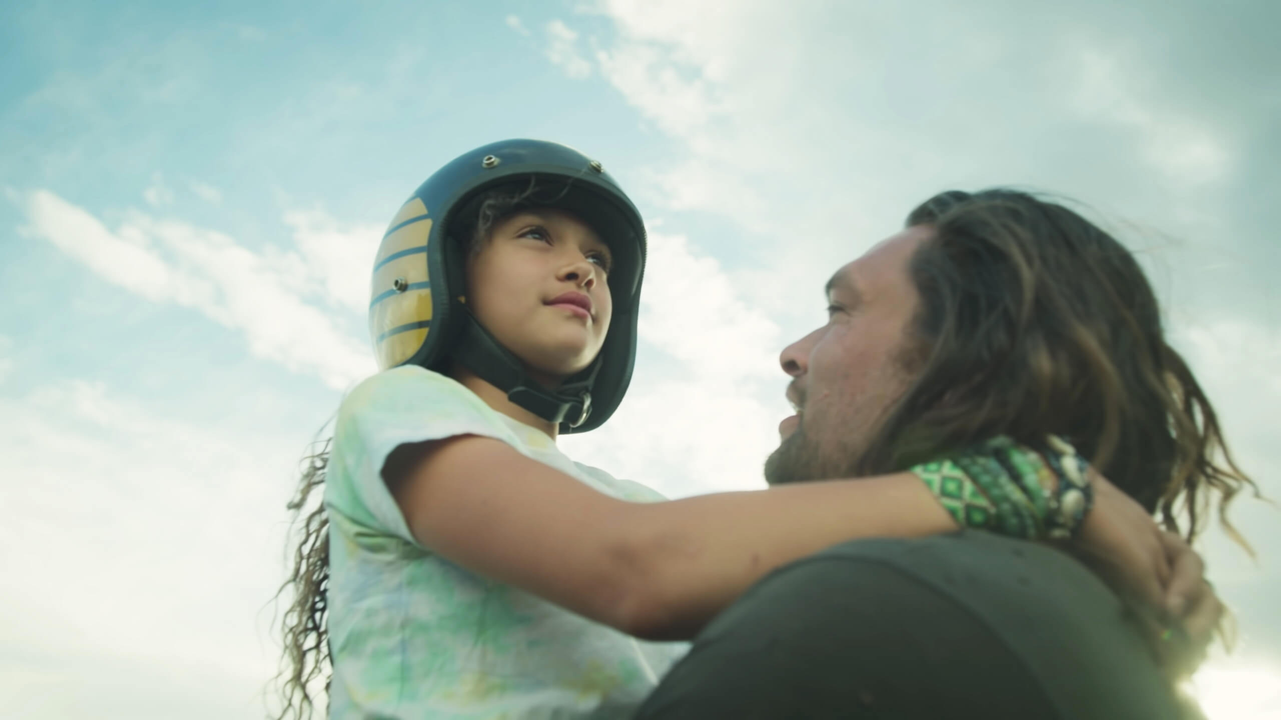 Creative agency TMA took Harley-Davidson's iconic brand and paired it with Jason Momoa's personal story with motorcycles to re-introduce the brand to a new generation of riders.