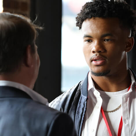 Top NFL prospects and brands connect at CHOSEN 2.0 image 6