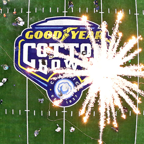 """Goodyear challenges football fans to """"Be Blimpworthy"""" at the 83rd Cotton Bowl image 7"""