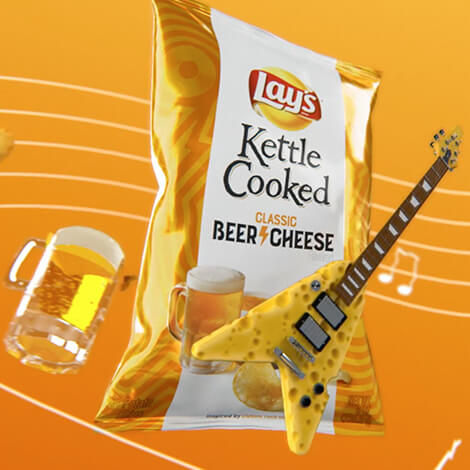 Lay's Turns Up The Flavor With Music image 8