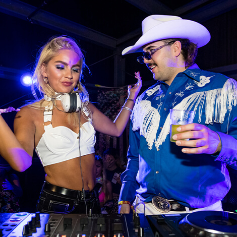 Harley hits Coachella with an exclusive Insta-worthy party image 8
