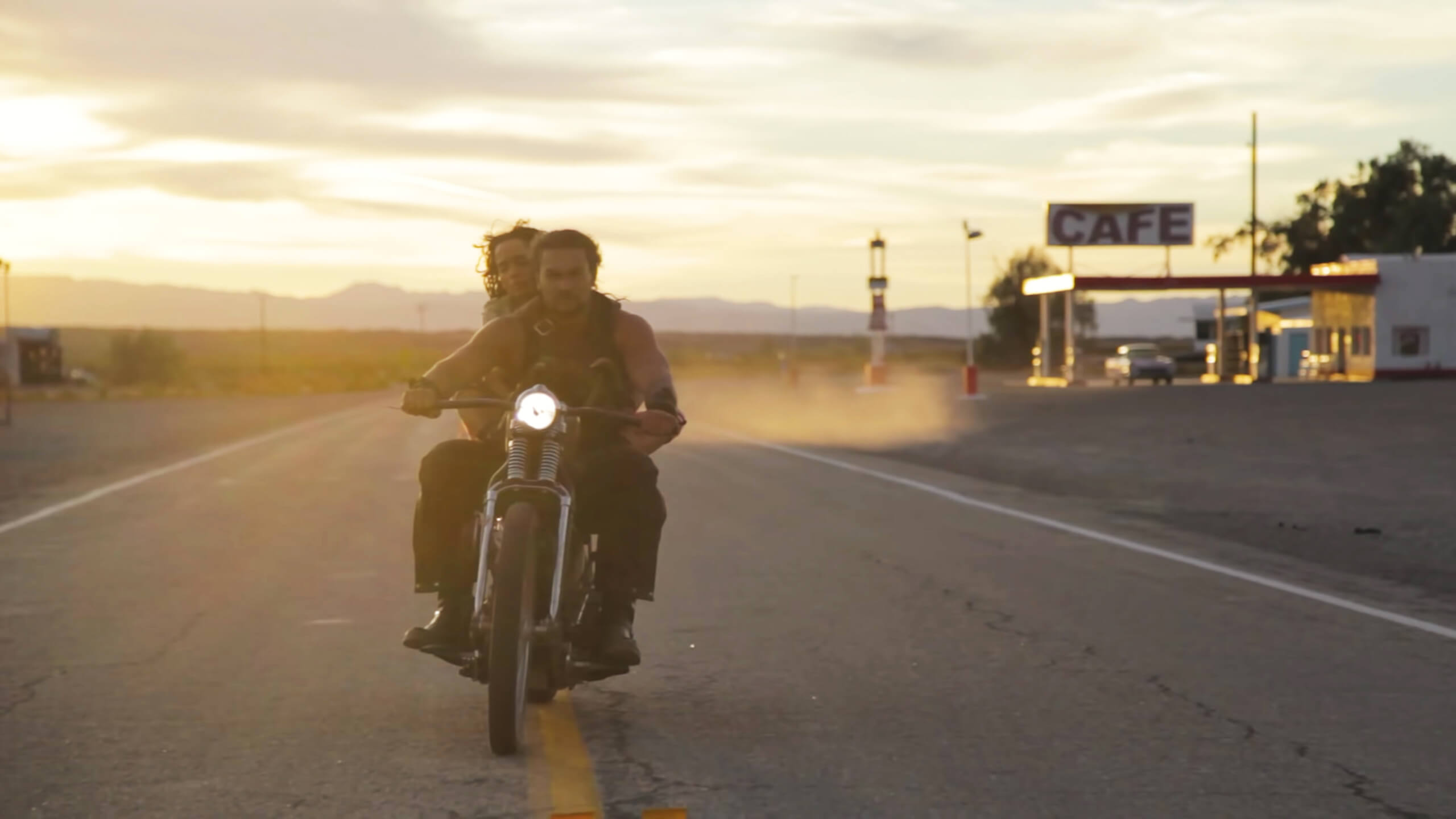 The partnership between Jason Momoa, Harley-Davidson, and creative agency TMA produced a Father's Day video that aired on Good Morning America, Access Hollywood, and People Magazine.