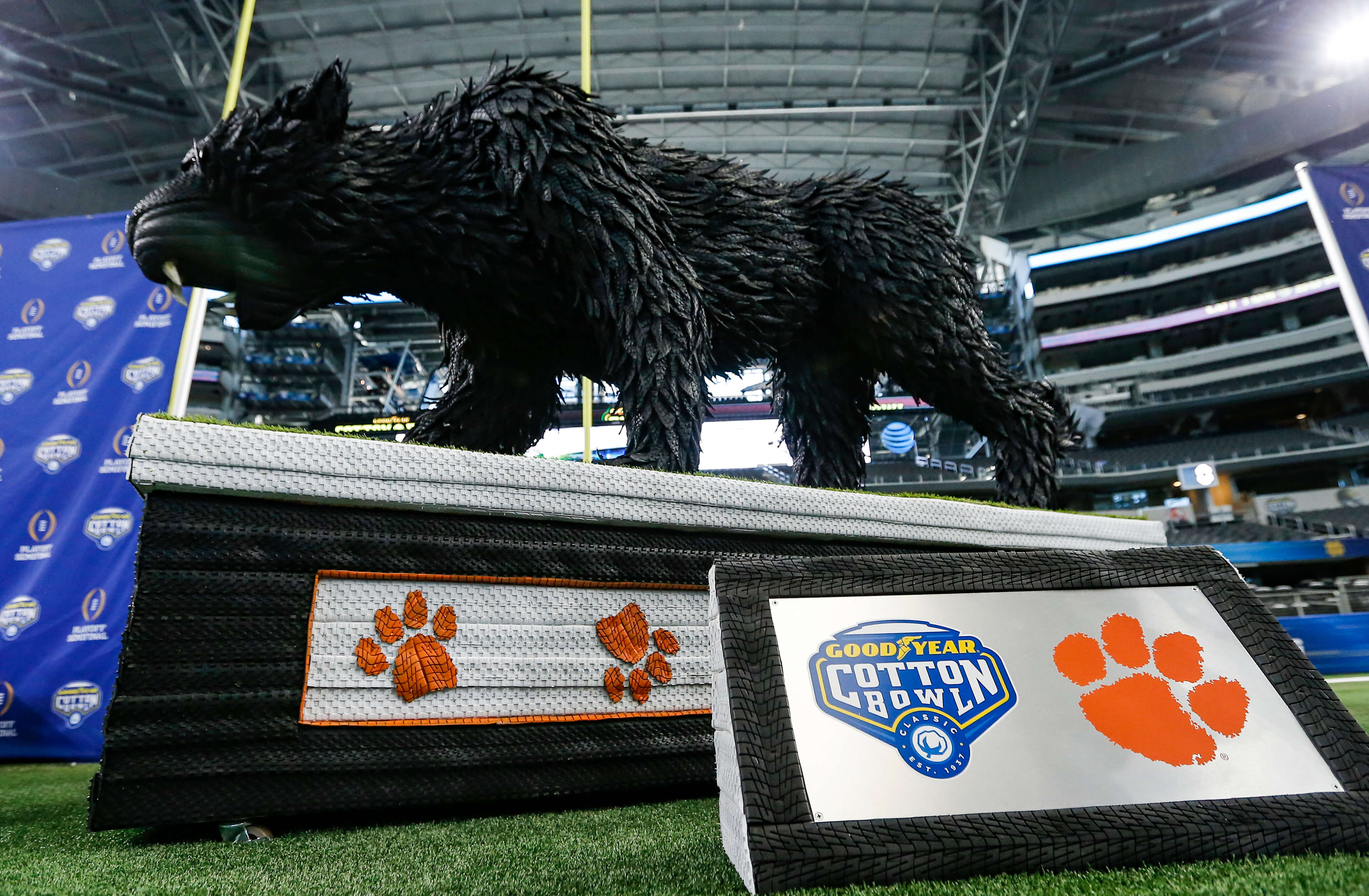 TMA paired its expertise in sports marketing with experiential to create a high-energy marketing activation for the 83rd Goodyear Cotton Bowl. Even the mascots got involved.