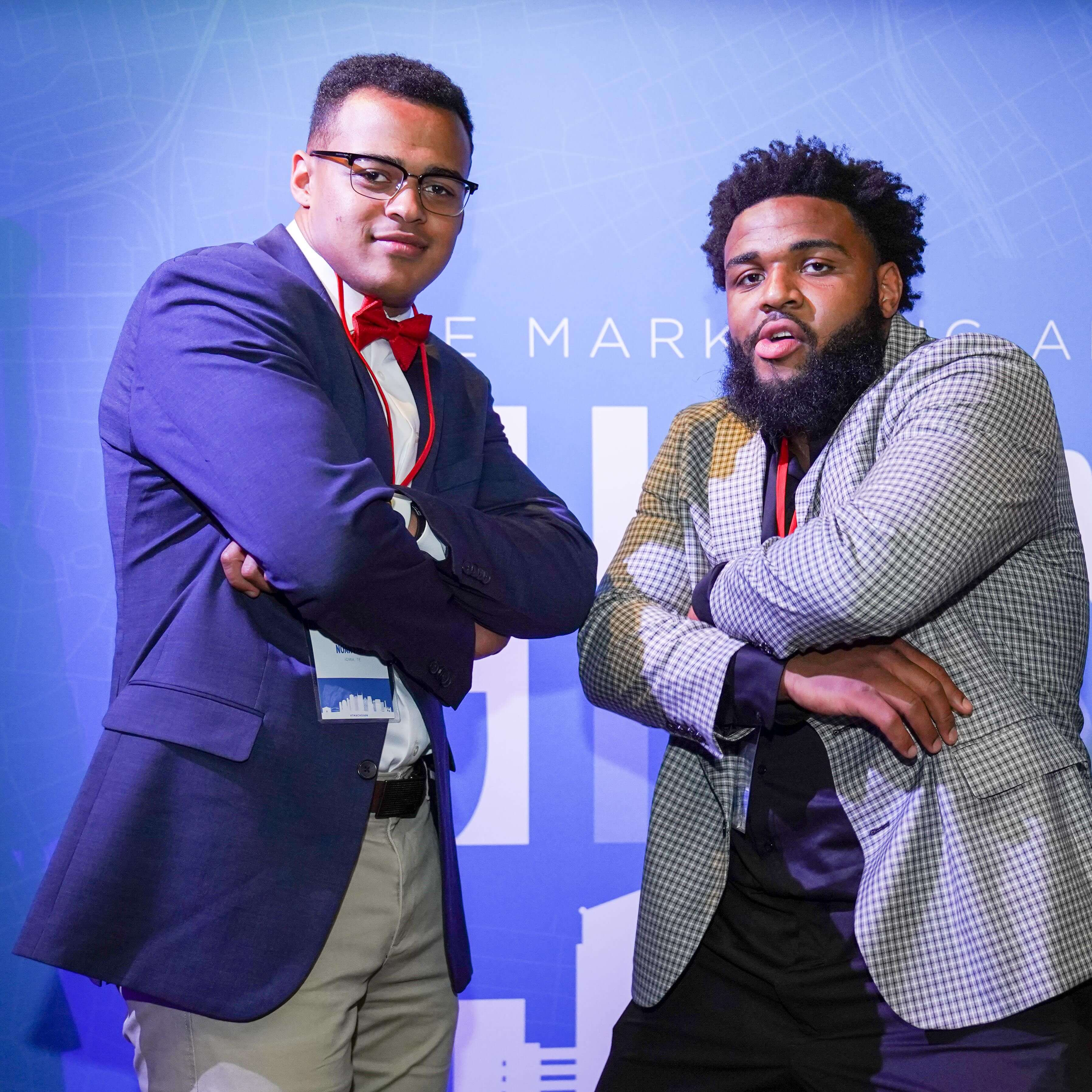 CHOSEN provided the players with expertise around building their own brand and navigating the endorsement business – just as they enter the world of professional sports.