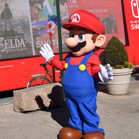 Nintendo Switch interactive tour transports fans to unexpected places image 9