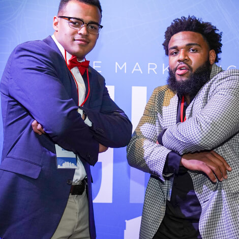 Top NFL prospects and brands connect at CHOSEN 2.0 image 9