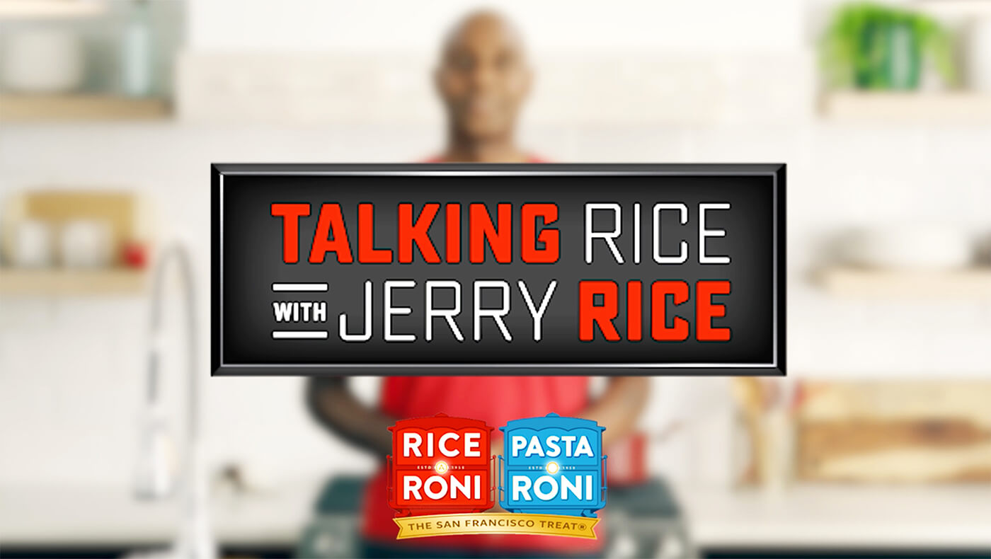 Video thumbnail: RICE-A-RONI RECRUITS A HALL OF FAMER